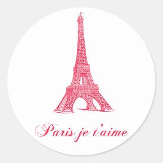 Paris Stickers