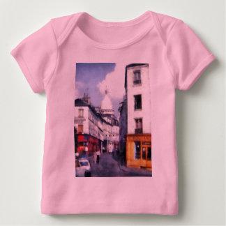Paris Street Baby T-Shirt