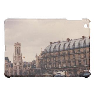 Paris Street iPad iPad Mini Cover