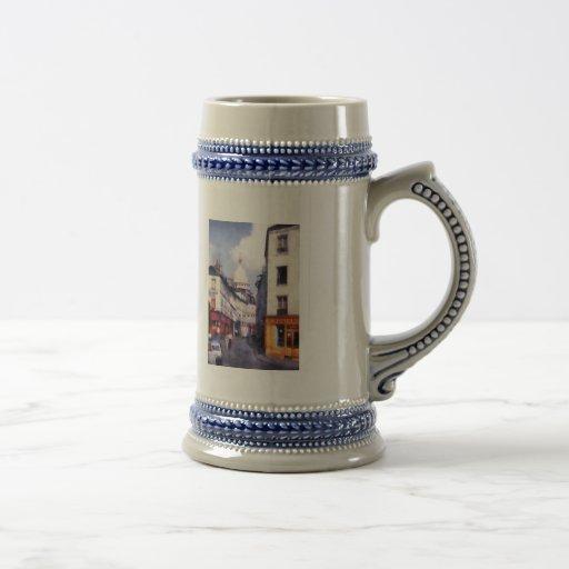Paris Street Mug