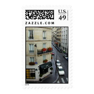 Paris Street Postage