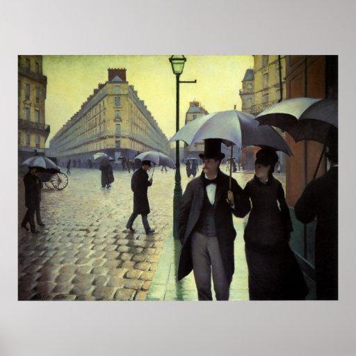 paris a rainy day essay