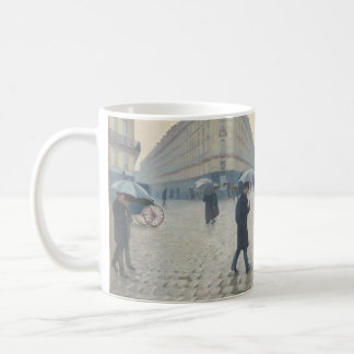Paris Street Rainy Day Coffee Mug
