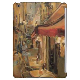Paris Street Scene Case For iPad Air