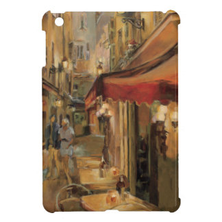 Paris Street Scene iPad Mini Cases