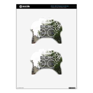 Paris Street Sign, France Xbox 360 Controller Skins