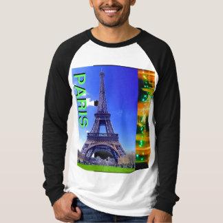 Paris T-Shirt by Mojisola A Gbadamosi Okubule