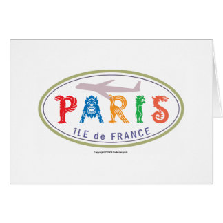 París-Tarjeta