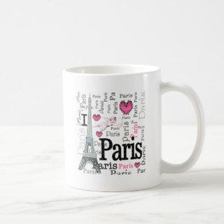 París Taza De Café