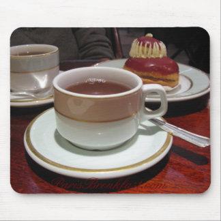 Paris Tea Mouse Pads