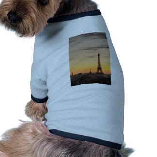 Paris Tee-shirt Pour Animal Domestique