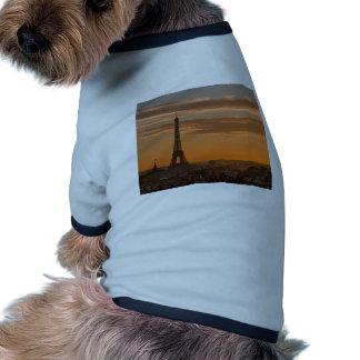 Paris Tee-shirts Pour Chien