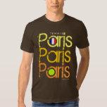 Paris Tennis French Open BrownT-Shirt T Shirts