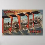 Paris, TexasLarge Letter ScenesParis, TX Print