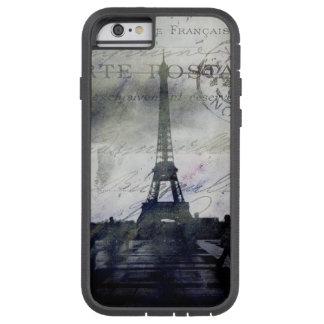 París texturizada en caso de la identificación del funda para  iPhone 6 tough xtreme