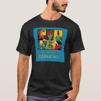 Paris & The Cabaret (Blue) T-Shirt