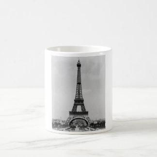 Paris: The Eiffel Tower Coffee Mug