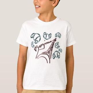 Paris Theme T-Shirt