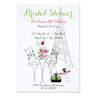 233 paris themed bridal shower invitations paris themed for Paris themed invitations bridal shower