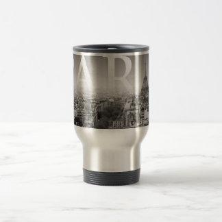 paris thumbler mugs