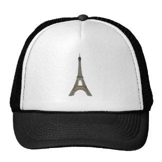 París: Torre Eiffel: Dibujo del vector: Gorro