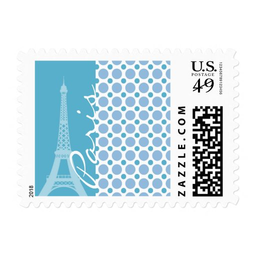 París, torre Eiffel, lunares de los azules cielos Envio