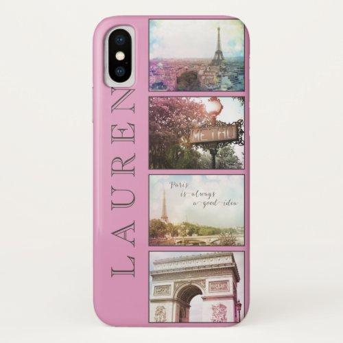 Paris Toujours iPhone case Phone Case