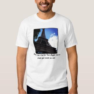 Paris -Tour Eiffel shirt