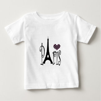 Paris Infant T-shirt