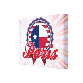 París, TX Impresion En Lona