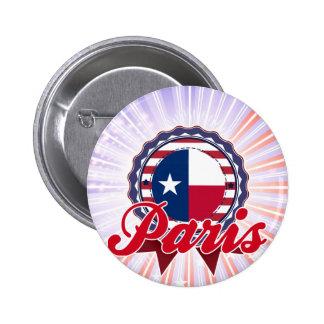 París, TX Pins