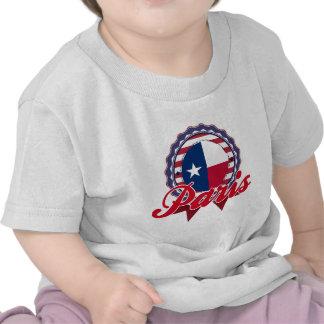 París, TX Camisetas