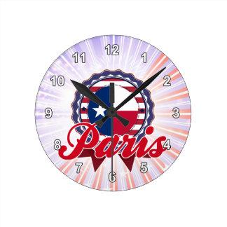 París, TX Relojes