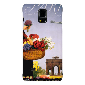 Paris via Constellation Galaxy Note 4 Case