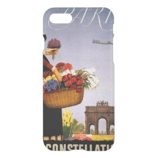 Paris via Constellation iPhone 7 Case