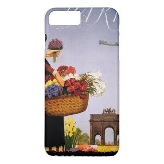 Paris via Constellation iPhone 7 Plus Case