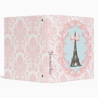 Paris Vintage Binder