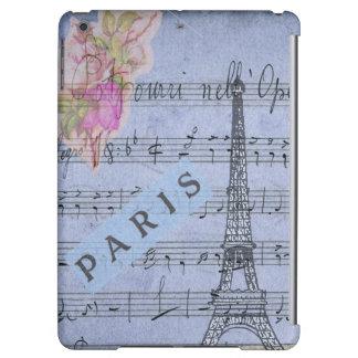 Paris Vintage Collage Style iPad Air Case