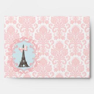Paris Vintage Envelopes
