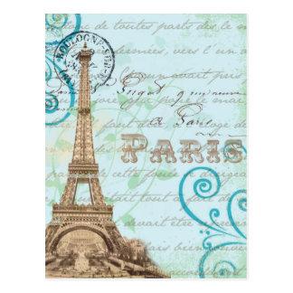 French Writing Postcards | Zazzle