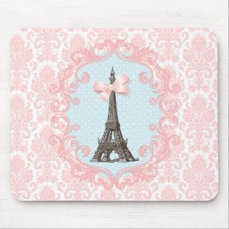 Paris Vintage Mouse Pad