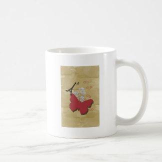 Paris vintage coffee mug