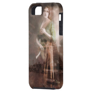 París vuelve a mí - SRF iPhone 5 Cárcasa