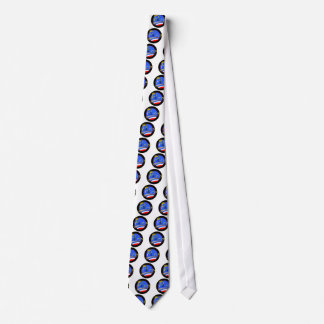 Paris with Crown - Neck Tie