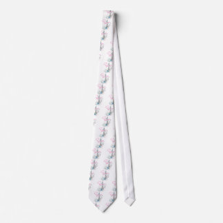 """""""Paris with Love and Eiffel Tower """" Neck Tie"""