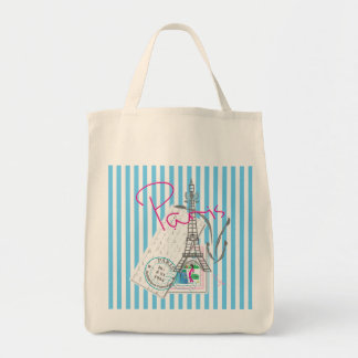Paris with love bag