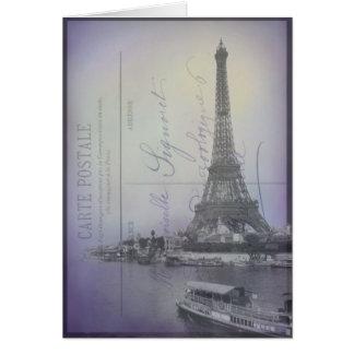 Paris World's Fair French Postcard