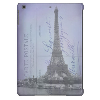 Paris World's Fair French Postcard Case For iPad Air