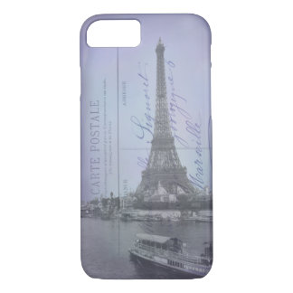 Paris World's Fair French Postcard iPhone 7 case