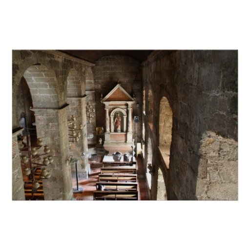 Parish Church of St Joseph, Las Piñas City Poster